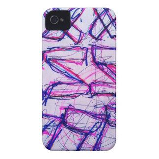 Attributes of the Cyberpunk iPhone 4 Case-Mate Case