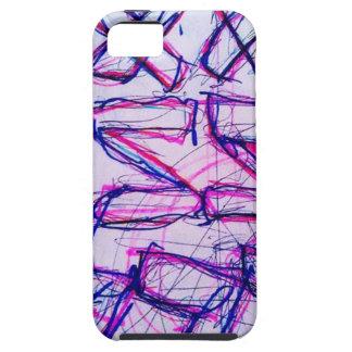 Attributes of the Cyberpunk iPhone SE/5/5s Case
