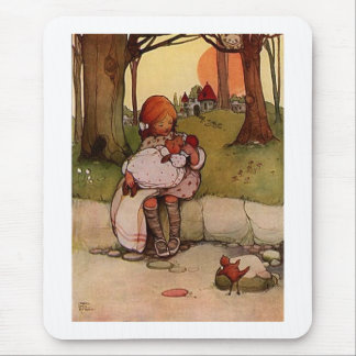Attwell_ThePigBaby Mouse Pad