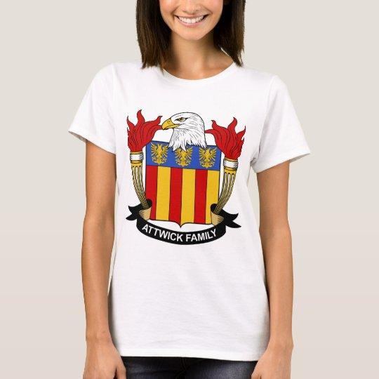 Attwick Family Crest T-Shirt