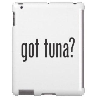 atún conseguido funda para iPad