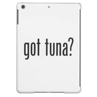 atún conseguido funda para iPad air