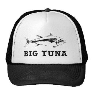 Atún grande gorras