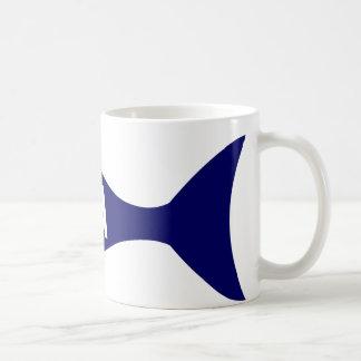 Atún grande taza