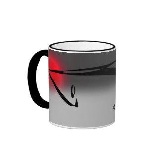 Atún Japones (for Lefties!) Ringer Mug