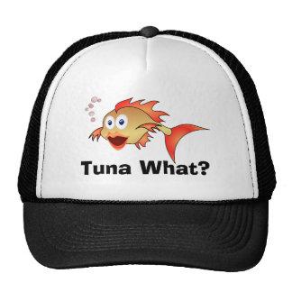 ¡Atún qué?!! Gorras De Camionero