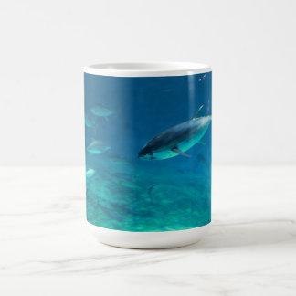 Atún subacuático taza