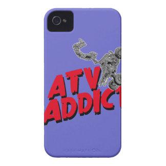 ATV addict iPhone 4 Case