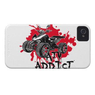 ATV addict iPhone 4 Covers