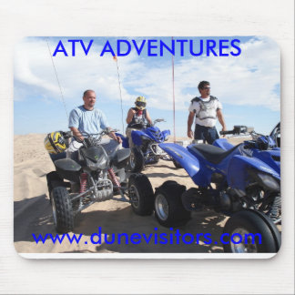 ATV ADVENTURES MOUSE PAD