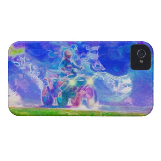 ATV All Terrain Vehicle Fun iPhone 4 Case