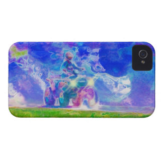 ATV All Terrain Vehicle Vacation Fun iPhone 4 Case
