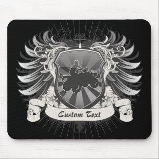 ATV Crest Mouse Pad