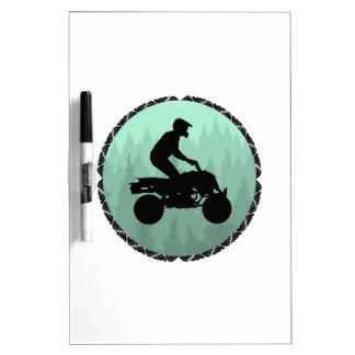 ATV DREAM LAND Dry-Erase BOARD
