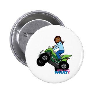 ATV Girl Button