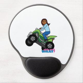 ATV Girl Gel Mouse Pad