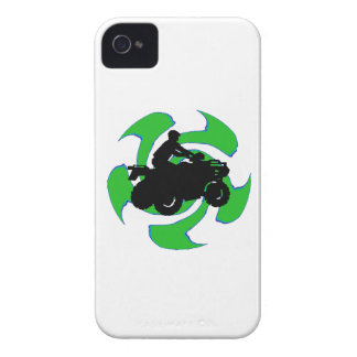 ATV GREEN MOUNTAINS iPhone 4 COVER
