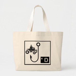 ATV Hooked Bags