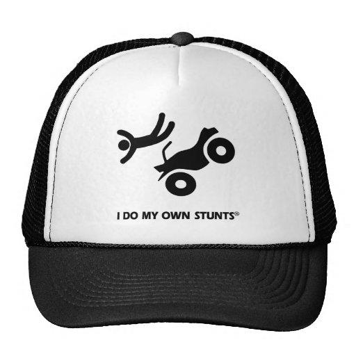 ATV mis propios trucos Gorras De Camionero