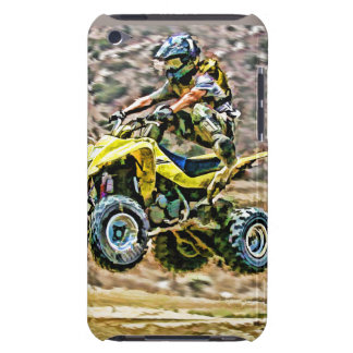 ATV Off Road Running iPod Touch Case