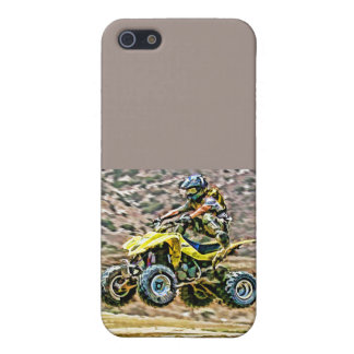 ATV Off Road Running Cover For iPhone SE/5/5s