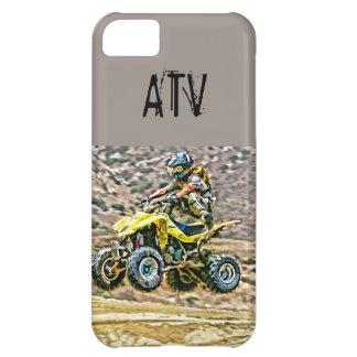ATV Off Road Running iPhone 5C Case