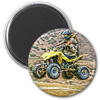 ATV Off Road Running Magnet
