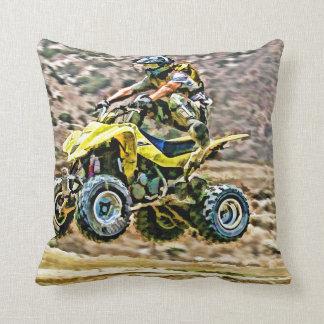 ATV Off Road Running Pillow