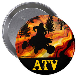 ATV on the Road from Hell Button
