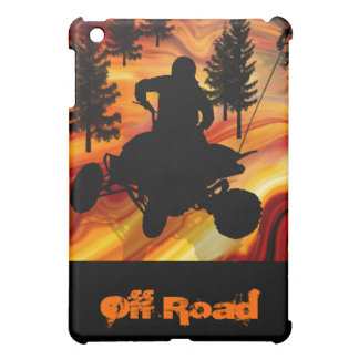 ATV on the Road from Hell Case For The iPad Mini