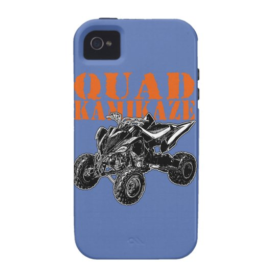 ATV Quad Kamikaze iPhone 4 Case