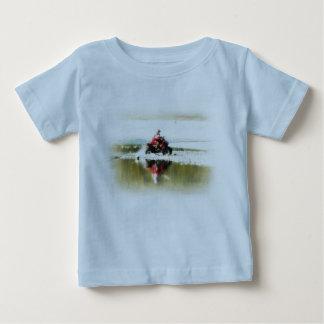 ATV Quad Kid Tears it Up T Shirt