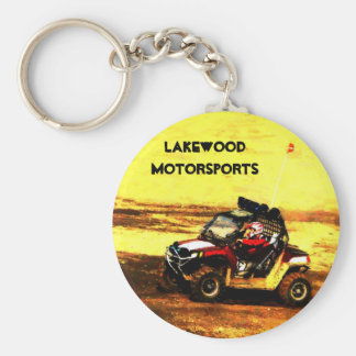ATV Rider - All Terrain Extreme  Motorsports Key Chains