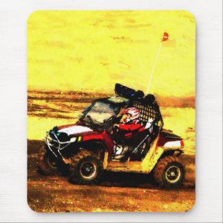 ATV Rider - All Terrain Extreme  Motorsports Mouse Pad