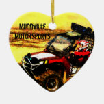 ATV Rider - All Terrain Extreme  Motorsports Christmas Tree Ornament