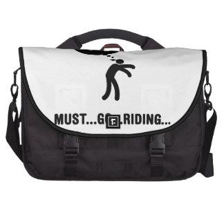 ATV Rider Laptop Bag