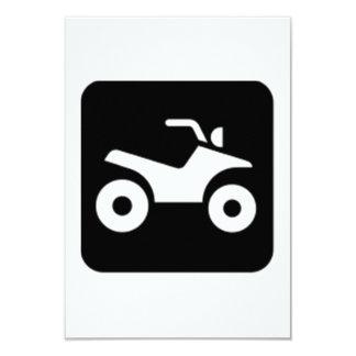 ATV Sign Card