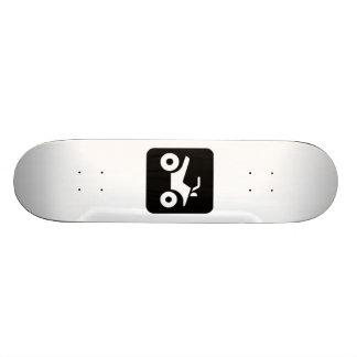 ATV Sign Skateboards