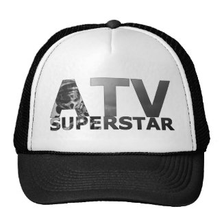 ATV Superstar Trucker Hat