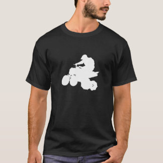 ATV White T-Shirt
