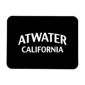 Atwater California Rectangular Photo Magnet