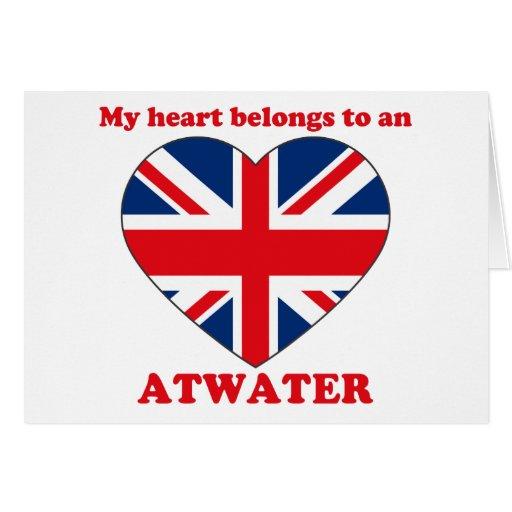 Atwater Felicitación