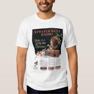 Atwater Kent Radio T-Shirt