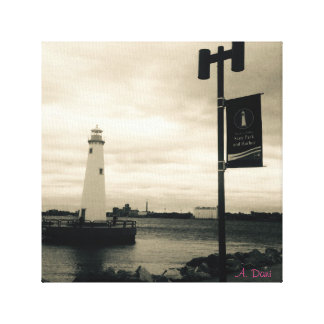 Atwater Lighthouse Canvas Print