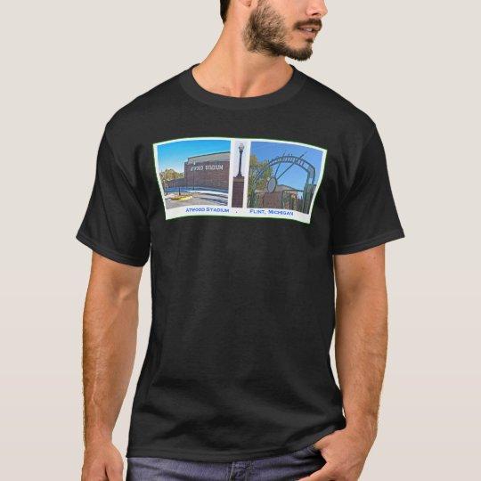 Atwood Stadium, Flint, MI T-Shirt