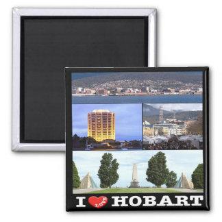 AU - Australia - Hobart - I Love Magnet
