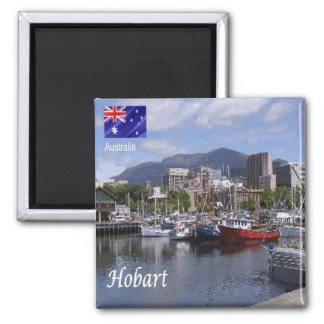 AU - Australia - Hobart Magnet