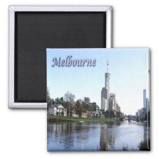 AU - Australia Melbourne Alexandra Gardens Boathou Magnet