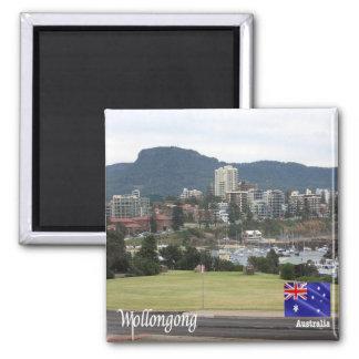 AU - Australia - Wollongong Imán Cuadrado