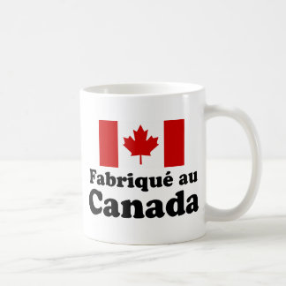 Au Canadá de Fabrique Taza